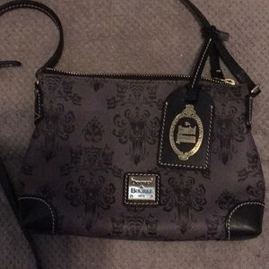 Haunted Mansion Disney Dooney Bourke purse